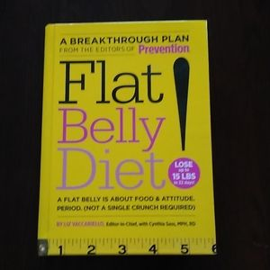 EUC Prevention Flat Belly Diet book